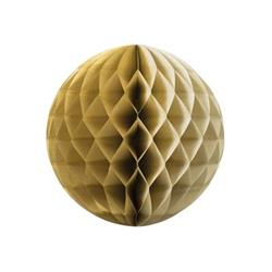 FS Honeycomb Ball Metallic Gold 25cm