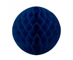 FS Honeycomb Ball Navy Blue 25cm