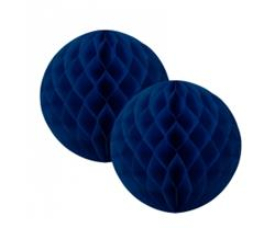FS Honeycomb Ball Navy Blue 15cm