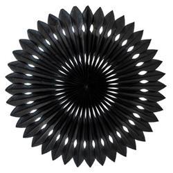 FS Hanging Fan Black 40cm