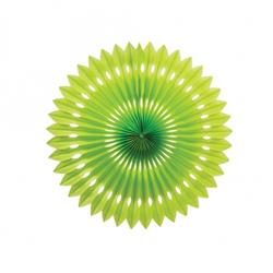 FS Hanging Fan Lime Green 40cm
