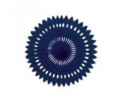 FS Hanging Fan Navy Blue 40cm