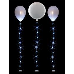 Decor Lites BalloonLite 1m x with 10 white lights