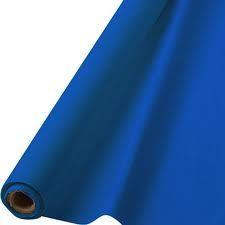 Tablerolls 30mtr Royal Blue