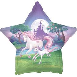 Unicorn Fantasy Foil Balloon 45cm