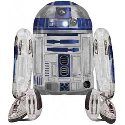 Star Wars R2D2 Airwalker 86cm x 96cm