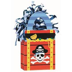 Pirate Party Small Bag Weight inner