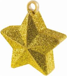 Glitter Star Weight Gold