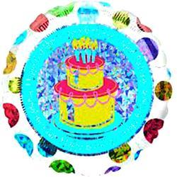 Polka Dot Birthday 45cm