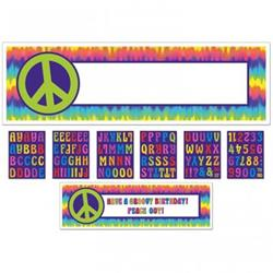 Feeling Groovy Large Personalise it Banner