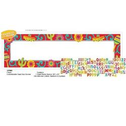 Fiesta Giant Customisable Sign banner