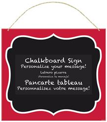 Chalkboard Sign Picnic party