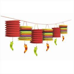 Fiesta Lantern Garlands