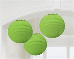 Lanterns 24cm Paper Kiwi