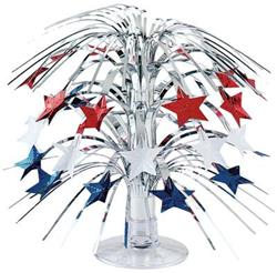 Mini Patriotic Star Centrepiece