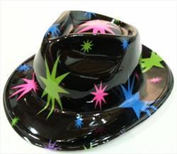 70s Disco Starburst Hat
