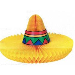 Sombrero Honeycomb Centerpiece 25cm