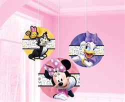 Minnie Mouse Happy helpers Honeycomb Decoration Inner 6