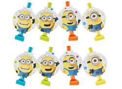 Despicable Me Minion Blow Outs  Pack of 8