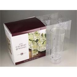 Mini Cordial Glass Clear 2oz