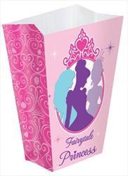 Disney Princess Boutique Shaped Favour Boxes 16 boxes