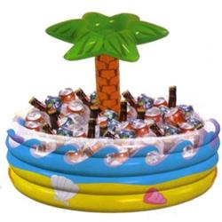 Tropical Palm Tree Cooler Small