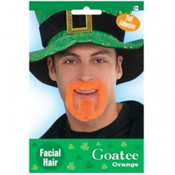 St. Patricks Day Goatee Plush