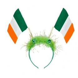 St. Patricks Day Irich Flag Head Bopper