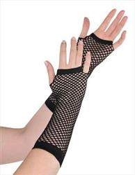 Fishnet Gloves Black in Hang Sell Pack