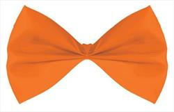 Bow Tie Orange 14.5cm in Hang Sell Pack
