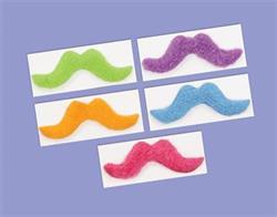 Neon Moustache Pack
