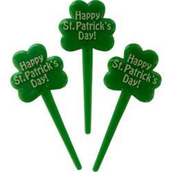 St Patricks Picks 7.6cm