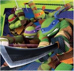 Teenage Mutant Ninja Turtles Napkins pack of 16
