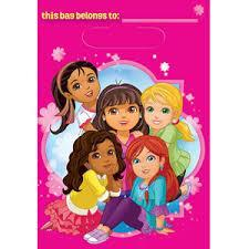 Dora and Friends Lootbags Pack 8