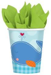 Ahoy Baby Boy Cup 9oz