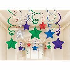 Multi Shooting Star Swirl pk 30
