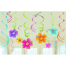 Luau Value Pk Hang Swirl Dec