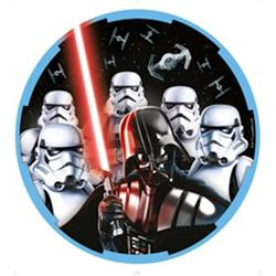 Star wars Classic Plates Pack 8