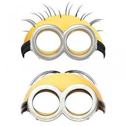 Minions Mask Pack of 6 Inner 5