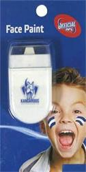 AFL Face Paint Kangaroos