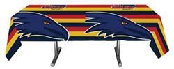 AFL Table Cover Adelaide Crows 200 X 100cm