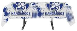 AFL Table Cover Kangaroos 200 x 100cm