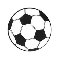 Soccer Ball Cutout 35cm