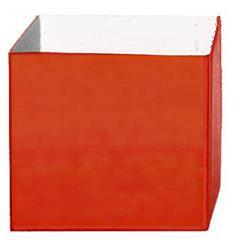 Topiary Box Orange 13 x 13cm