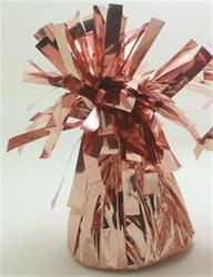 Foil Weight Rose Gold 150g