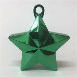 Star Weight Metallic Green 150g
