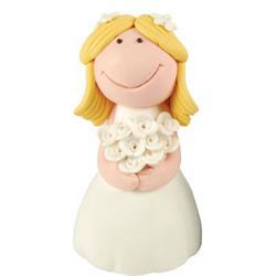 Topper Charachter Cutie Bride Blonde