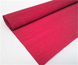 Crepe Paper Red 50cm x 2.5mtrs