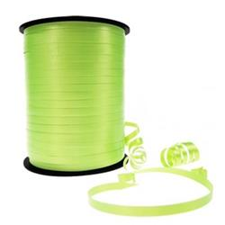 Curling Ribbon 350yds Lime Green