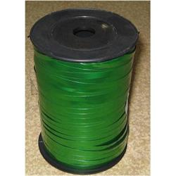 Metallic Ribbon 500yds Green